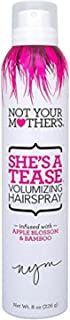 product image for Not Your Mothers Shes A Tease Volumizing Hairspray 8oz (3 Pack)