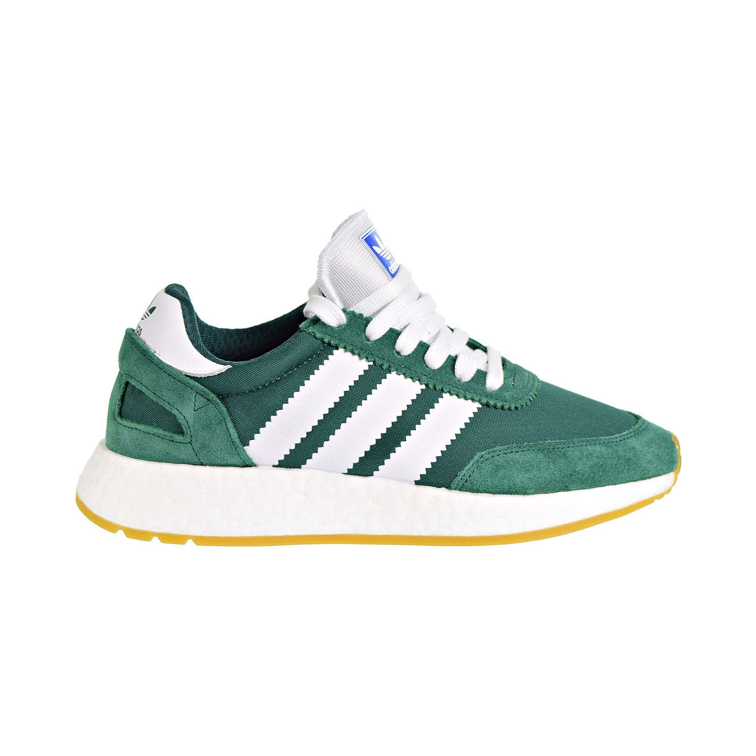de múltiples fines nudo distancia  Buy adidas Women's I 5923 Runner Casual Shoes Cg6022 Size 8 8 M US  Collegiate Green/Cloud White-Gum at Amazon.in