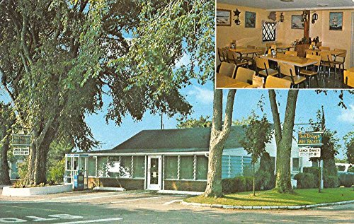 Packet Bob (Dennisport Massachusetts Bob Briggs Wee Packet Multiview Vintage Postcard K67750)