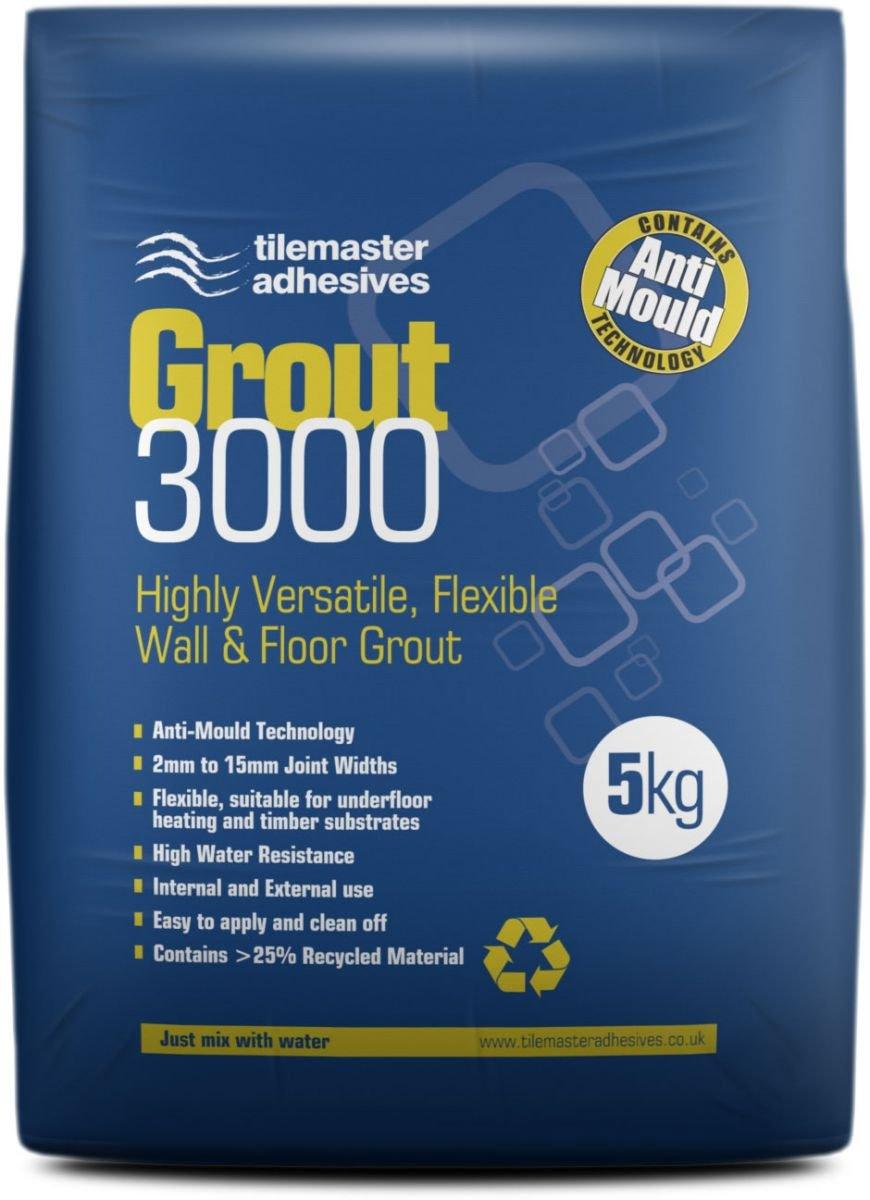 grout3000 brown 5kg Tilemaster