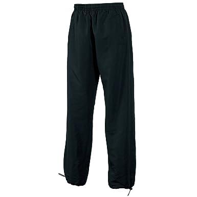 35b41c320 Tombo Teamsport Mens Open Hem Unlined Training Pants / Jogging Bottoms (XS)  (Black