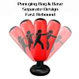 COSA MEJOR Inflatable Punching Bag for Kids with