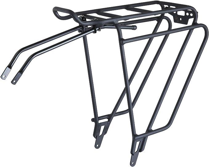 Bontrager - Portaequipaje trasero para bicicleta, color negro o ...