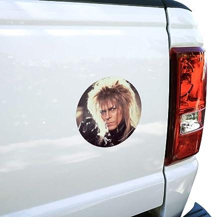 labyrinth goblin king david bowie decal sticker car window wall laptop door room