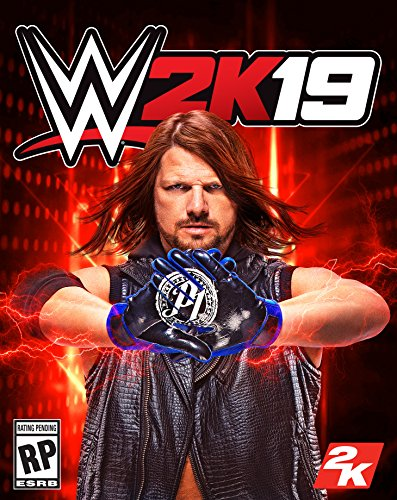 Video Games : WWE 2K19: Deluxe - PS4 [Digital Code]