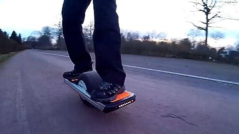 Trotter onewheel eléctrica off-road/tabla de surf monopatín: 211 wh azul versión: Amazon.es: Deportes y aire libre