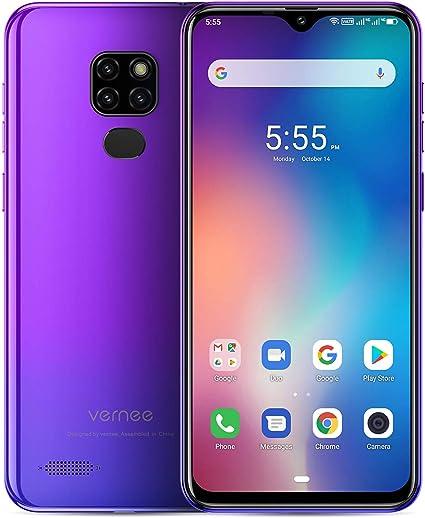 Vernee M7 Smartphone 2019 Dual SIM 4G LTE 4GB RAM 64GB ROM 3 ...