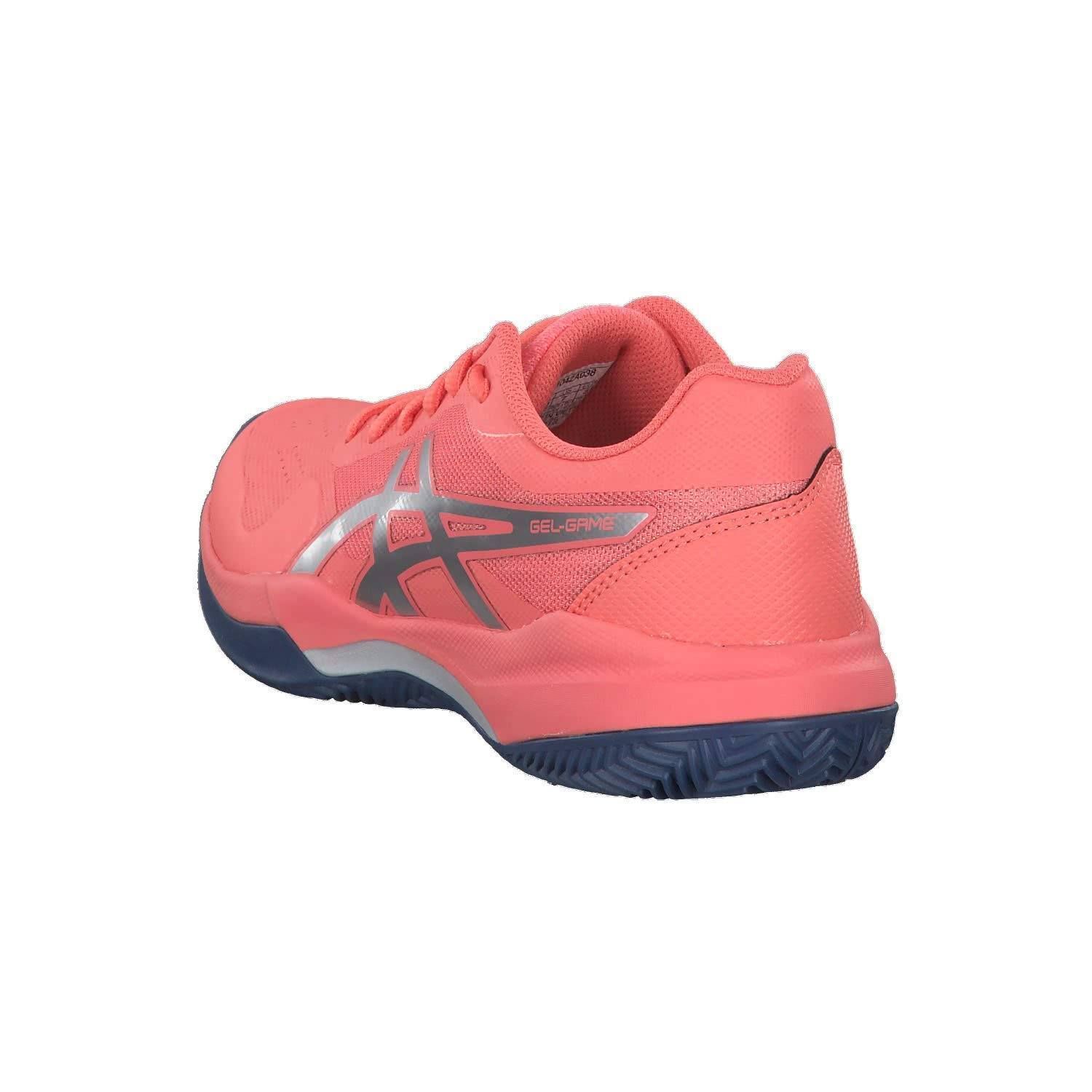 ASICS Damen Gel-Game 7 Clay/Oc Tennisschuhe papaya-silver