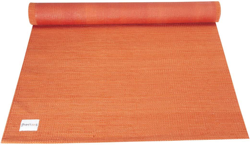 Amazon.com: Sol Living - Esterilla de yoga de algodón ...