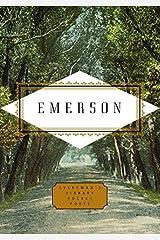 Emerson: Poems (Everyman's Library Pocket Poets Series)