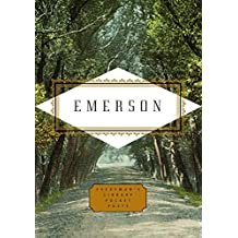 Emerson: Poems (Everyman's Library Pocket Poets Series)