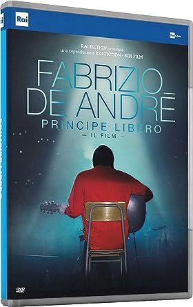 FABRIZIO DE ANDRE' PRINCIPE LIBERO ( 2018 ) 2xDVD9 DD 2.0 ITA SUB ITA
