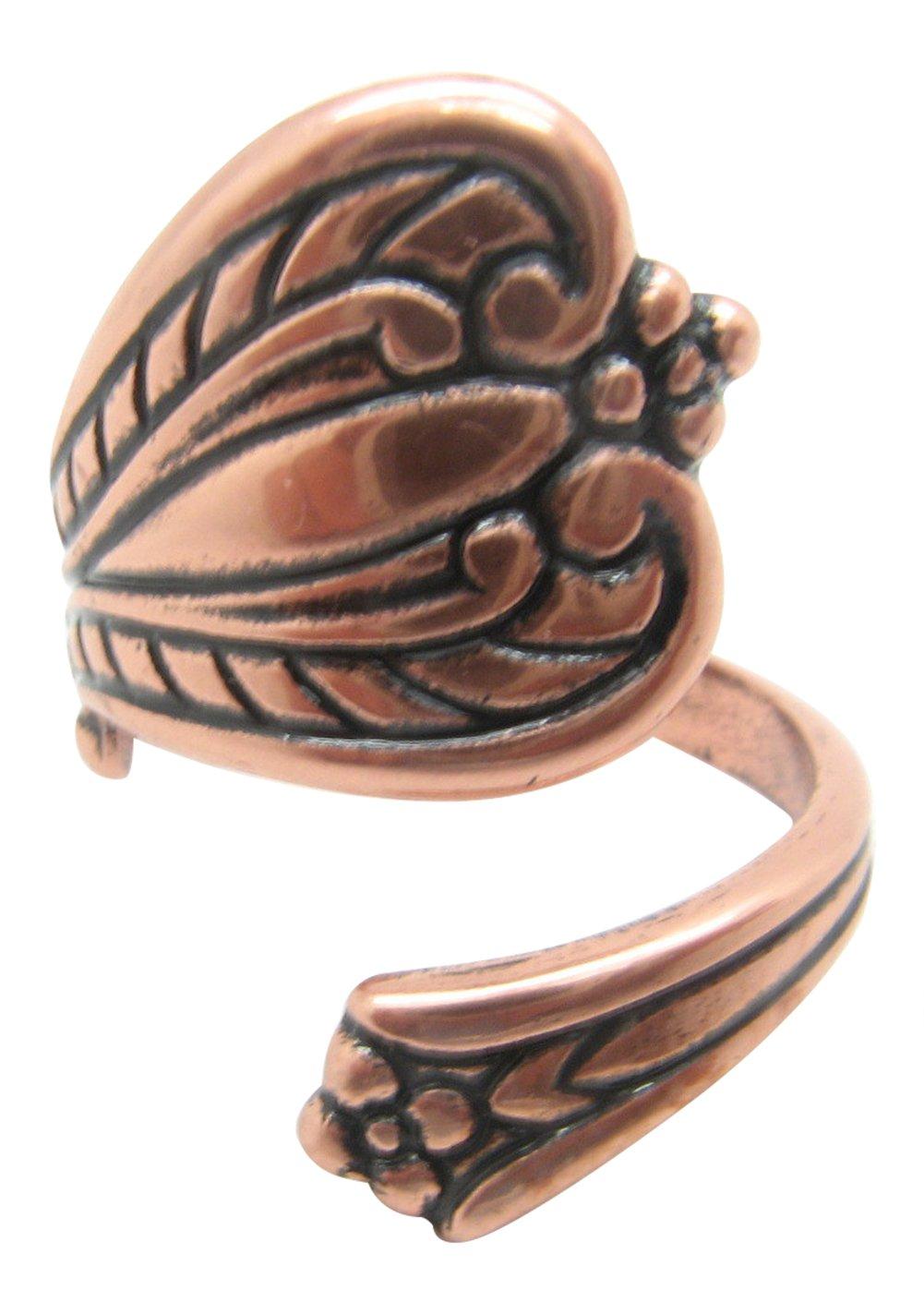 Adjustable Copper Ring #1795C2