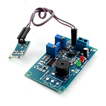 Interruptor DC12V Cerca de disparo Reed sensor de alarma ...