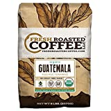 Organic Guatemala Huehuetenango Fair Trade Coffee, Whole Bean coffee, Fresh Roasted Coffee LLC (5 lb.)
