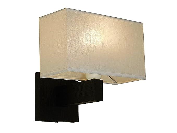 Plafoniere Da Parete In Legno : Applique da parete lampada jk eca di legno luce pavimento scala ebay