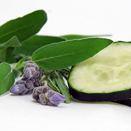 Amazon.com: LAVENDER CUCUMBER SAGE FRAGRANCE OIL - 8 OZ - FOR CANDLE & SOAP  MAKING BY VIRGINIA CANDLE SUPPLY - FREE S&H IN USA