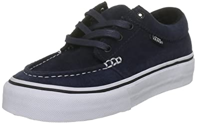 3b47e06e29 Vans Junior 106 Moc Suede Twilight Blue Fashion Sports Skate Shoe Vnjjlgy 1  Uk