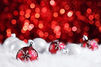 Christmas Ornaments Background.Huayi Christmas Backdrop For Photography Backdrops Family