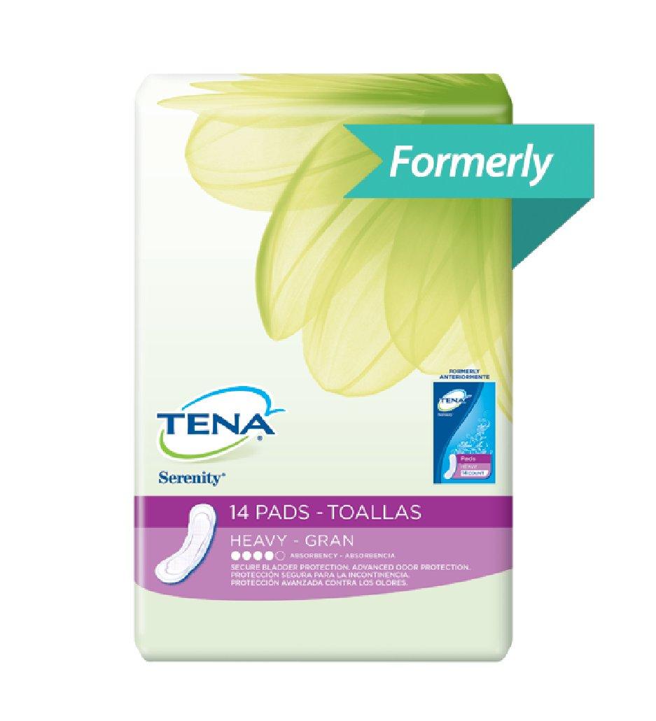 Amazon.com: TENA Pad Serenity Ultra 14Ea/Pk 6Pk/Cs: Health & Personal Care