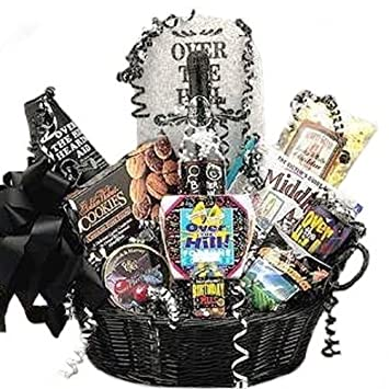 Amazon Over The Hill Birthday Gift Basket Baby Baskets