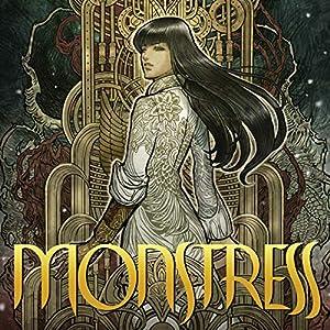 Monstress by Marjorie Liu & Sana Takeda