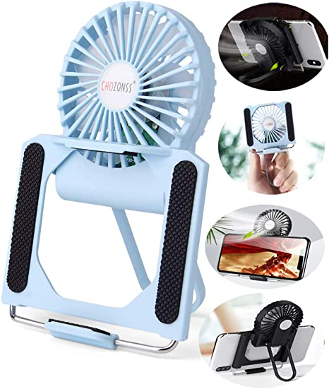 Mini Portable USB Rechargeable Fan Handheld Small Cooler And Folding For Outdoor