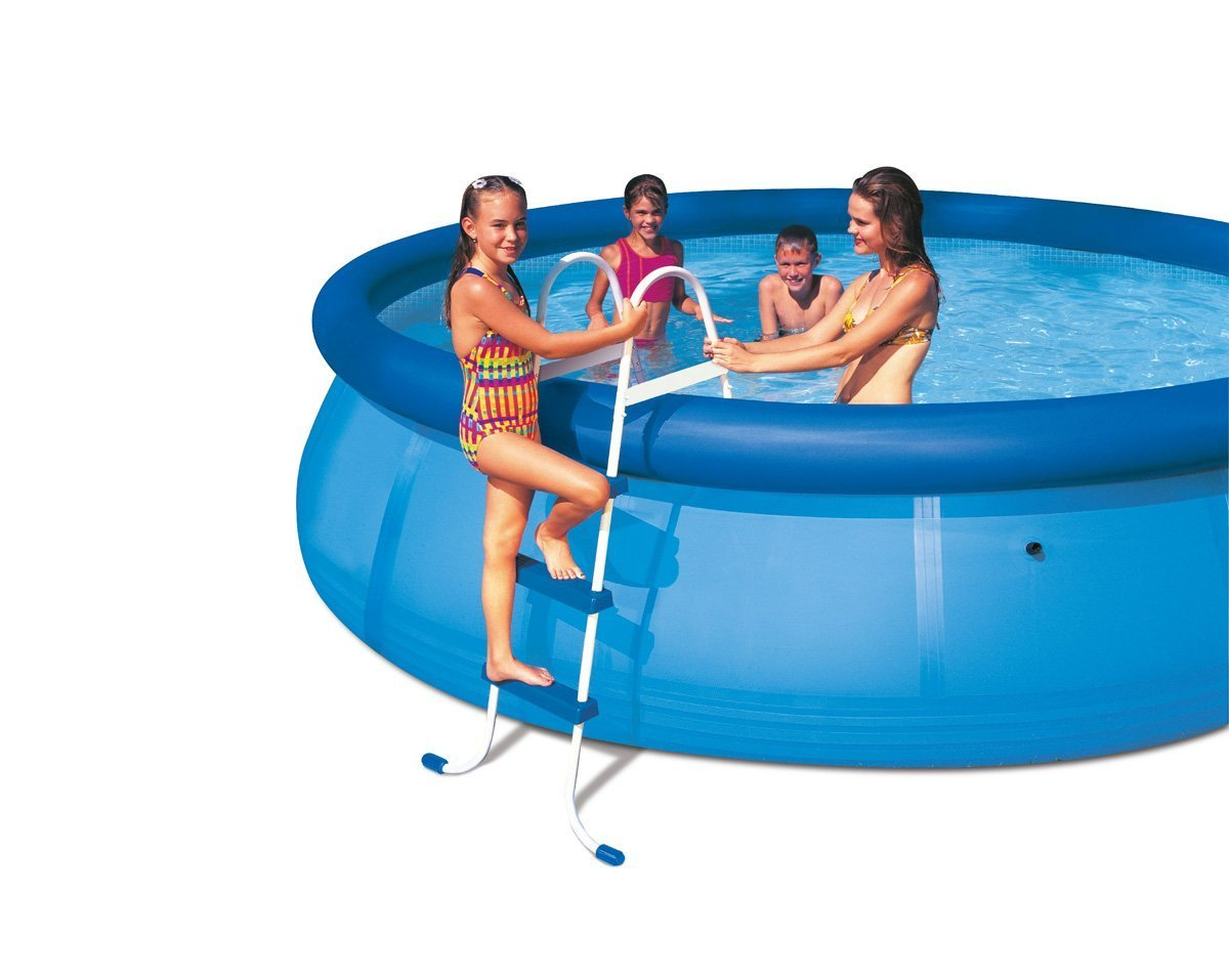 Intex Pool Ladder for 42-Inch Wall Height Above Ground Pools by Intex