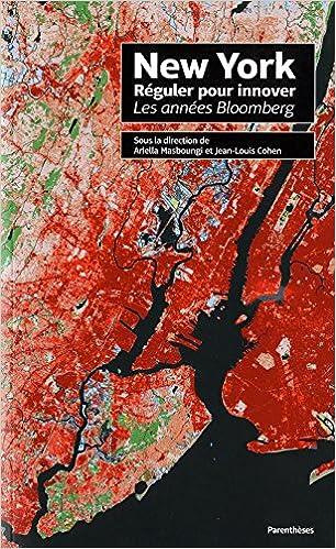 En ligne New York, Réguler pour innover epub pdf