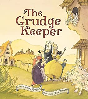 Book Cover: The Grudge Keeper
