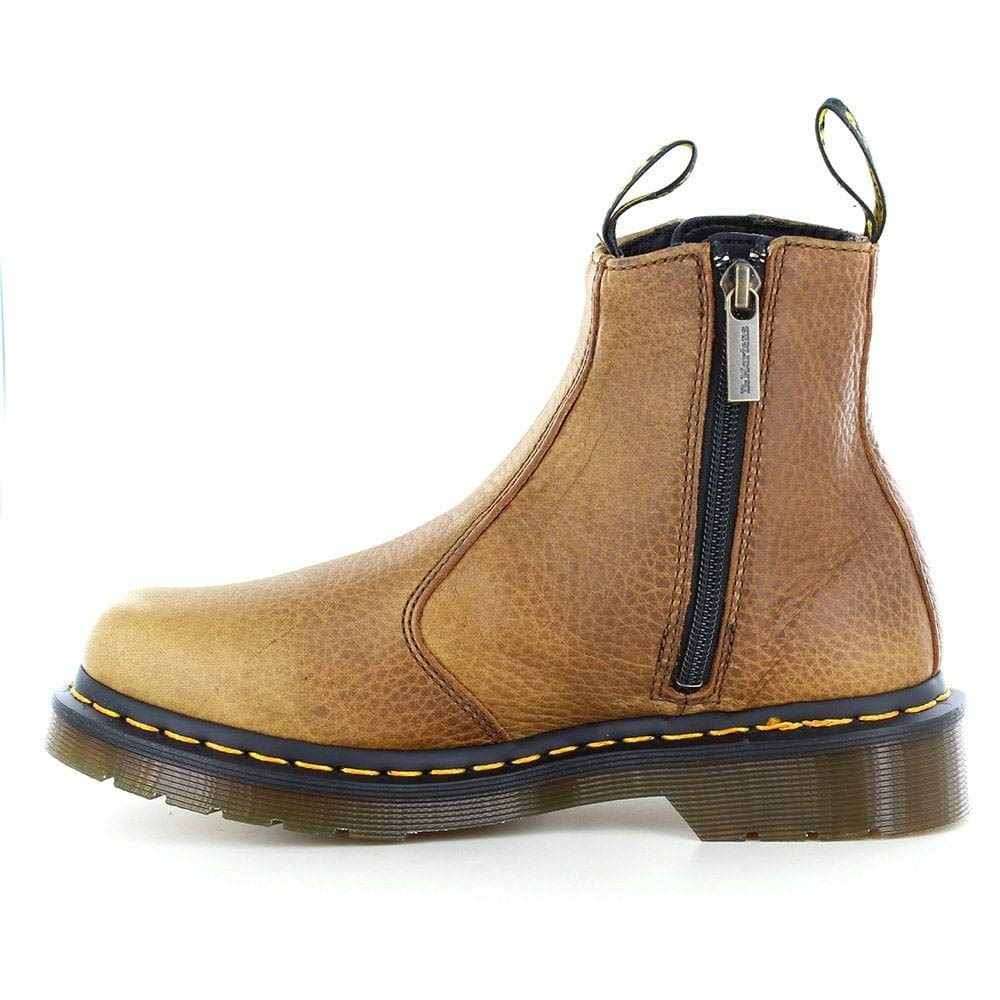 17c3986b2dd11 Dr. Martens Women  s 2976 W Zips Chelsea Boots 2976 Chelsea Boot With Zips