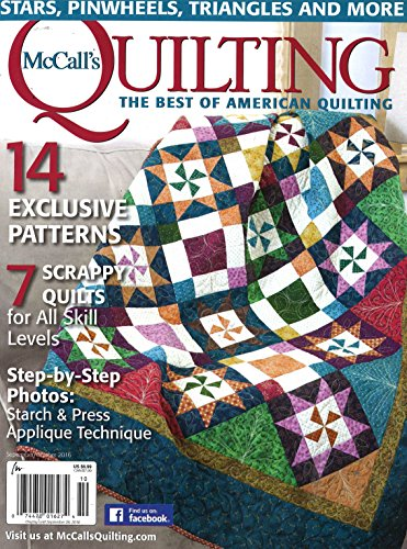 Expert choice for magazine quilting