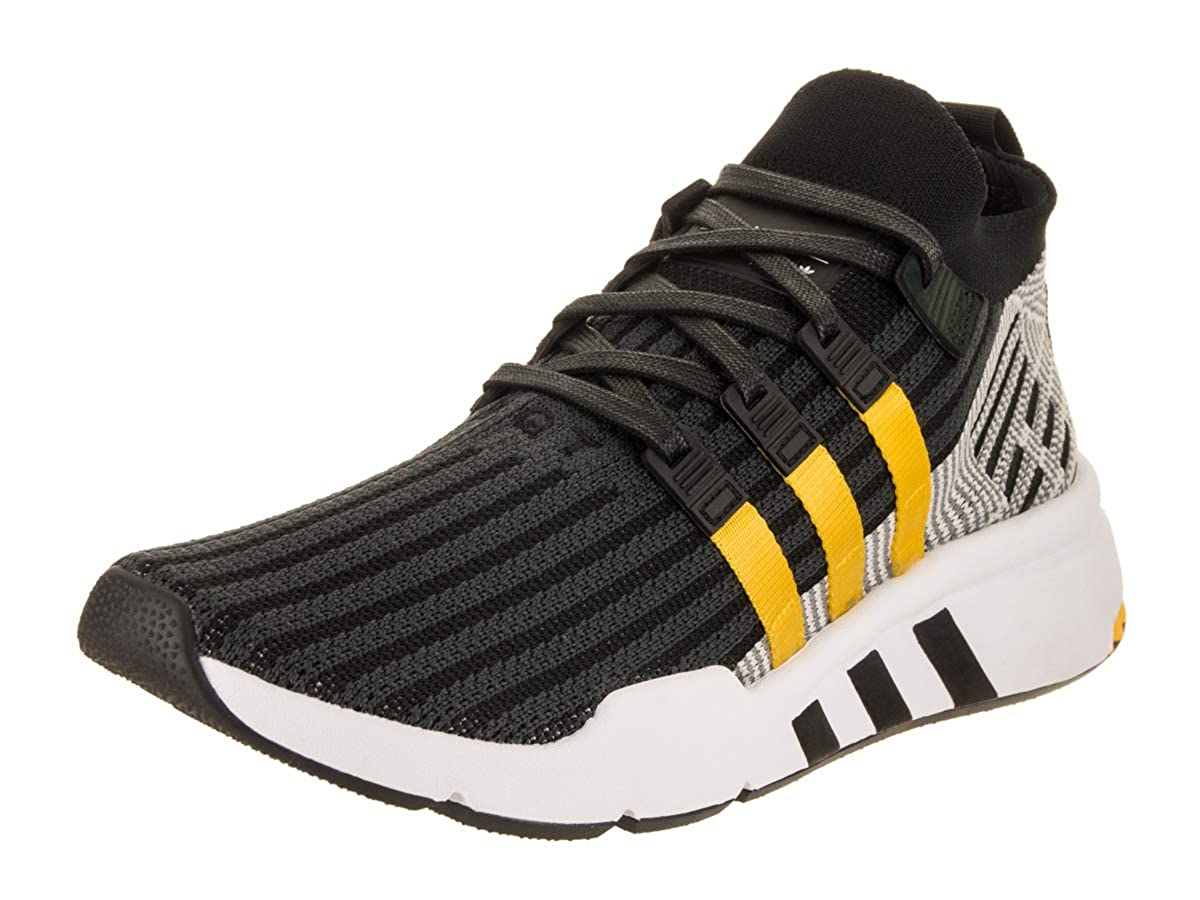 big sale 4382d 4e0c2 Amazon.com  adidas Mens EQT Support MID ADV Black CQ2999 (Size 11)   Shoes