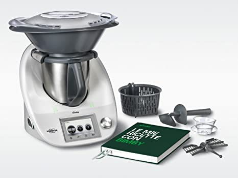 VORWERK BIMBY TM 5 NUOVO IMBALLATO: Amazon.it: Casa e cucina