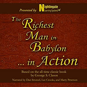 The Richest Man in Babylon...In Action Speech