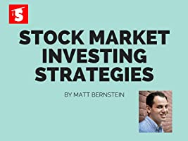 Stock Market Investing Strategies