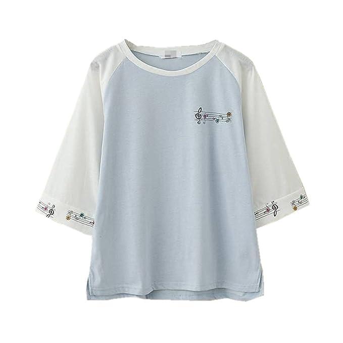 Amazon.com: Packitcute - Camiseta de manga corta para verano ...