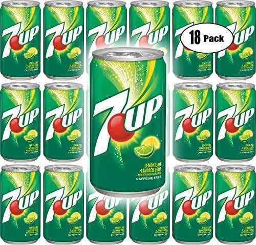 Soft Drinks: 7-UP