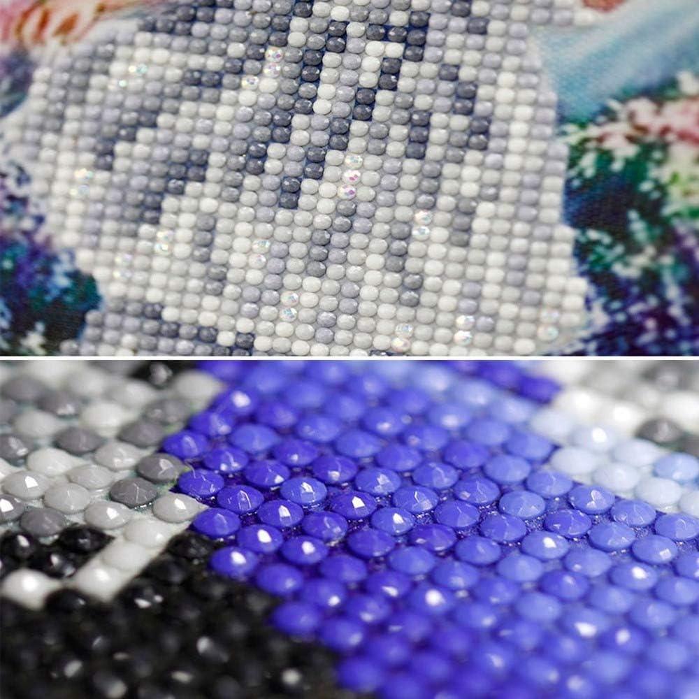 Mo Dao Zu Shi Wei Wuxian 5D Pittura Diamante DIY Arte Animazione Punto Croce Diamante Mosaico Diamante Rotondo Complementi Arredo Casa 40X50 cm