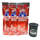 HEMPaRILLO Sweets Hemp Wraps with KC Pop Top (8 Packs)