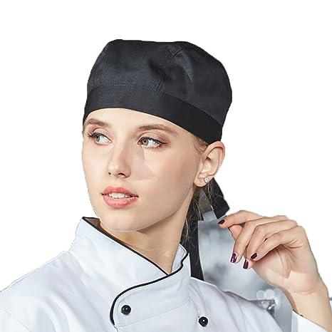 ChefCuffia CotoneCappello LissomplumeBerretto Da Cuoco In QdshCxtrB
