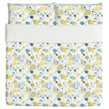 The Awakening Of Spring Duvet Bed Set 3 Piece Set Duvet Cover - 2 Pillow Shams - Luxury Microfiber, Soft, Breathable