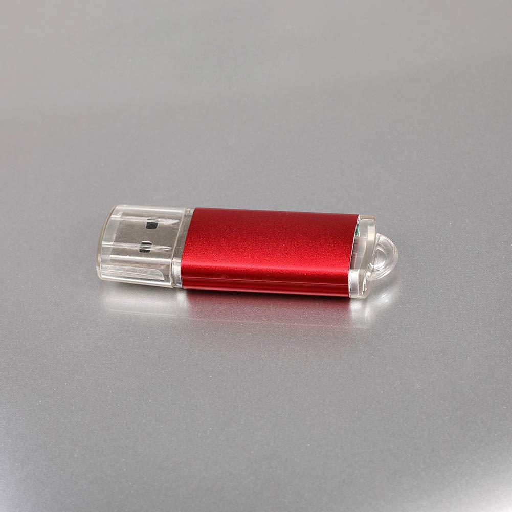 Color Rojo Dorado Dorado 16G Try99pink Metal, 8 GB, 16 y 32 y 64 GB, 8 m Memoria USB 2.0 para Ordenador port/átil