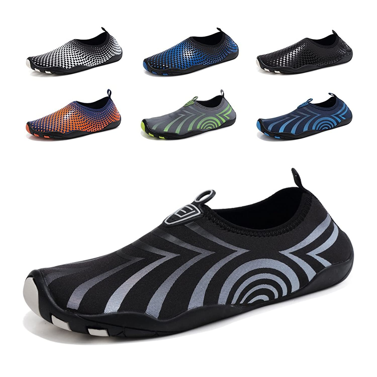 GUBARUN Men Barefoot Quick-Dry Water Shoes
