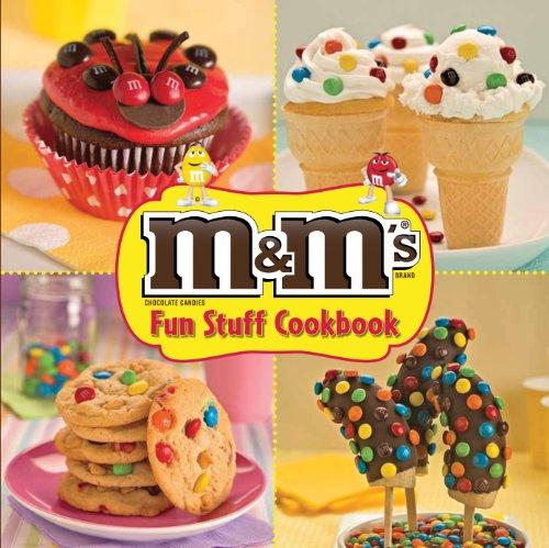 Chocolate Candy Dispenser - Fun Stuff Cookbook M&M's