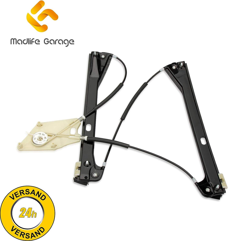 Madlife Garage 6r4837461c Elektrisch Fensterheber 4 Türer Vorne Links Ohne Motor Polo 6r Auto