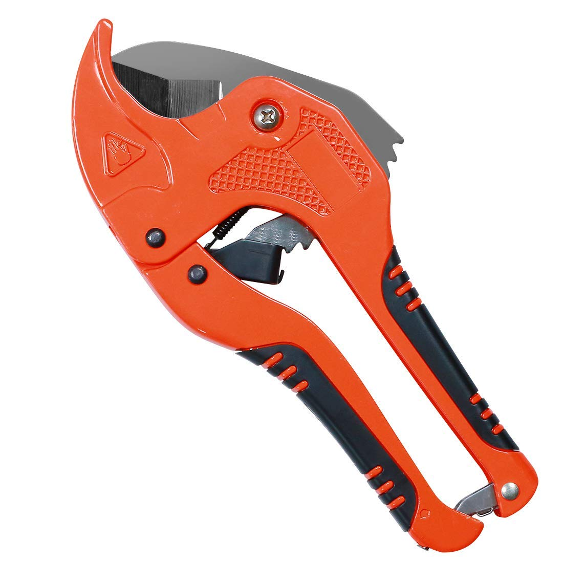HARVET Ratchet-type PVC Pipe Cutter for Cutting PPR Plastic Hoses and Plumbing Pipes Up to 1-5/8'' Inches, Ideal for Home Working and Plumbers by HARVET