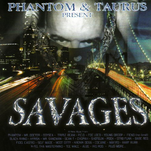 Various The Savages Are Loose