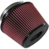 S&B Filters KF-1051 High Performance Replacement Filter (Cleanable, 8-ply Cotton)