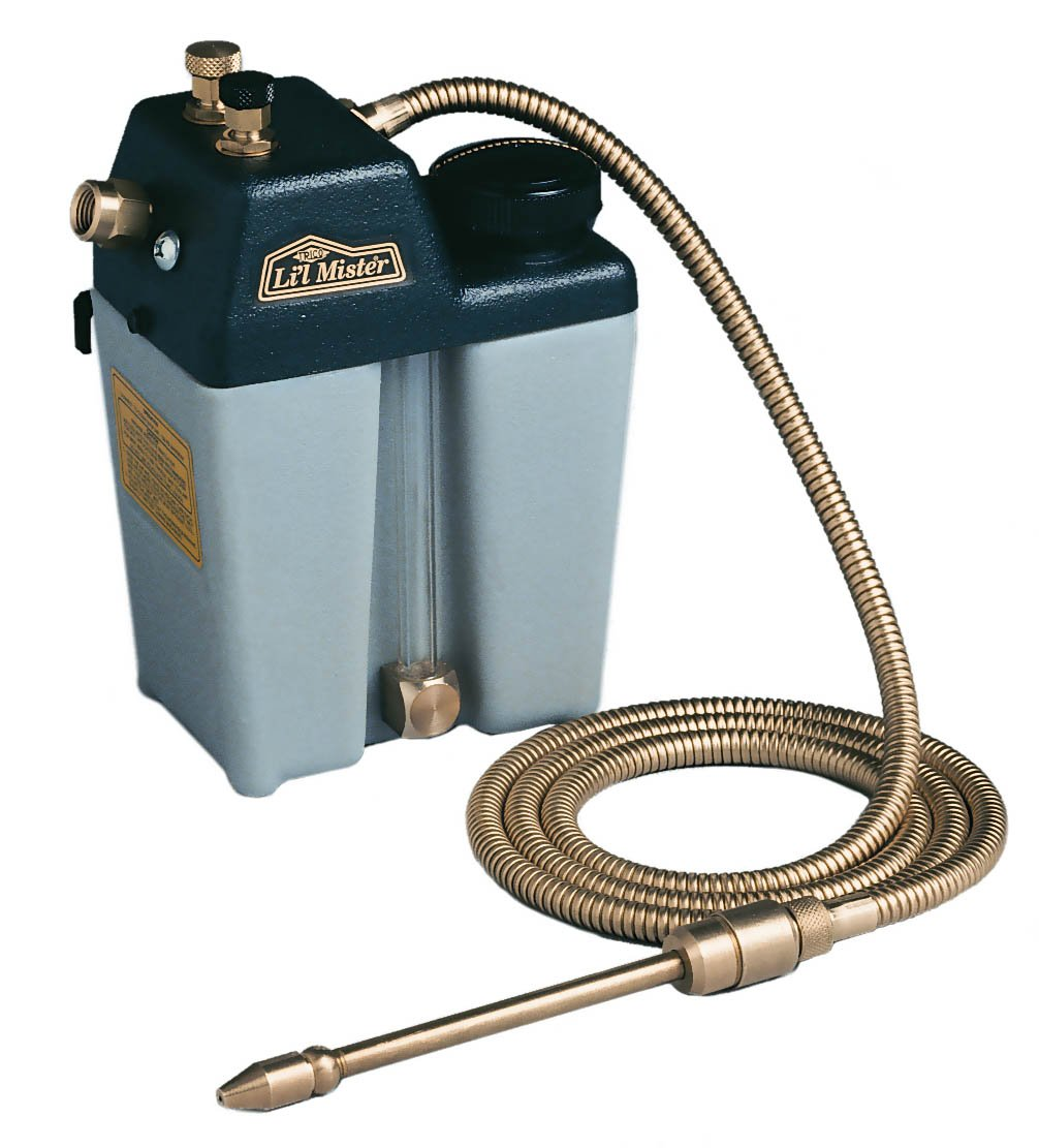 """Trico HDPE Lil Mister System with Plastic Line, 1 qt Capacity, 5-1/4"""" Width x 8-1/2"""" Height x 4"""" Depth"""